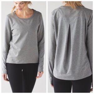 Lululemon Belle Long Sleeve Sweatshirt